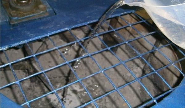 Νερό ανάμιξης για παραγωγή σκυροδέματος