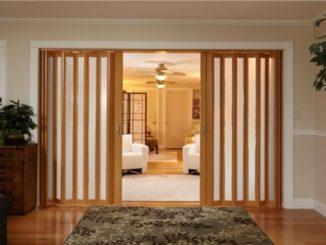 Πτυσσόμενες Πόρτες, Φυσαρμόνικα, Φυσούνα