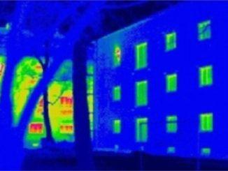 Θερμογραφία κτιρίων