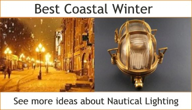 Nautical and Marine Style Lighting