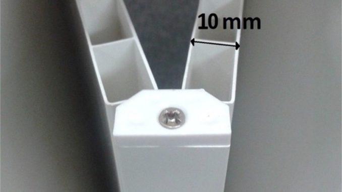 Πόρτες πτυσσομενες και διαχωριστικα εσωτερικου χωρου κατασκευασμένες από PVC που μπορούν να εξυπηρετήσουν κάθε χώρο